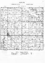 Code A - Adrian Township, Wood Lake, Watonwan County 1959